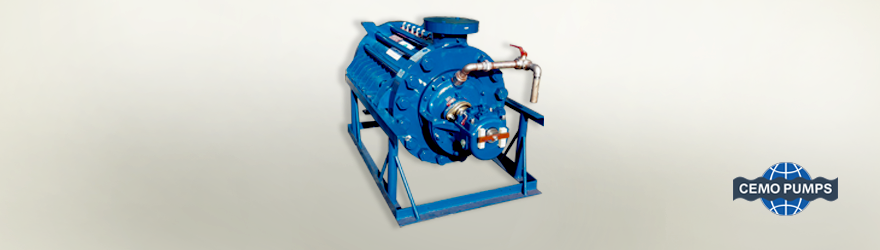 Clearwater Multistage Centrifugal Pumps