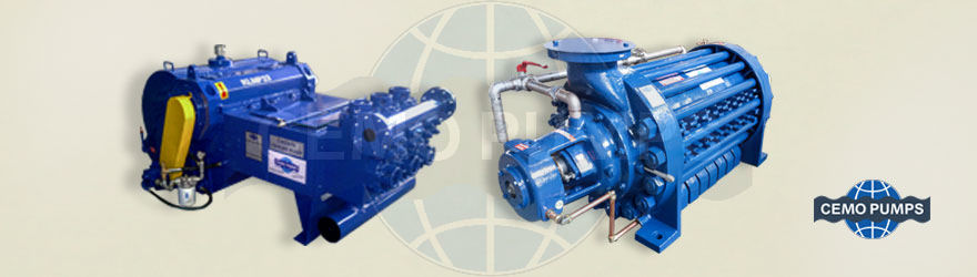 Mud Pumps and Clearwater Multistage Centrifugal Pumps
